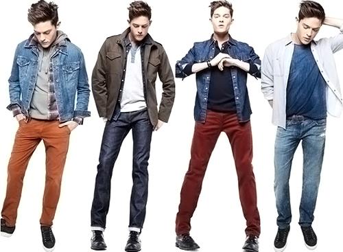 8698e1d1f733 Секреты стиля: с чем носить мужские джинсы?